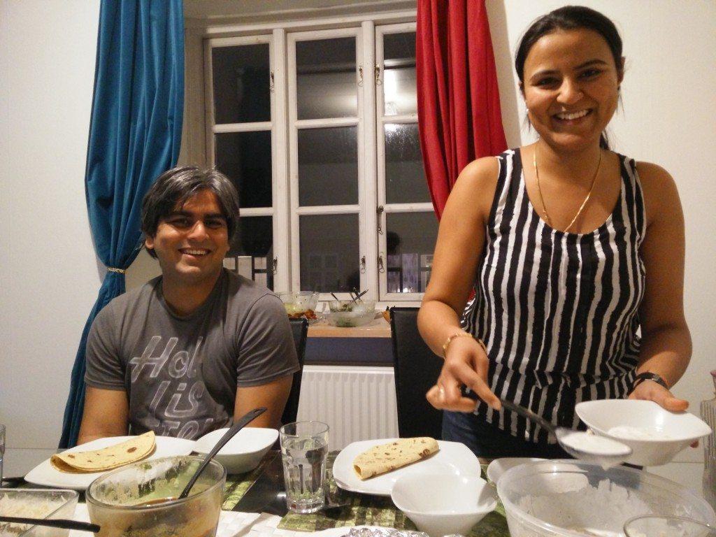 India in Copenhagen