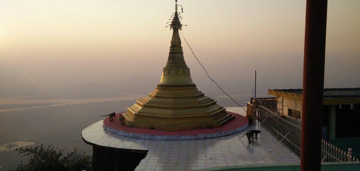 pagoda-mt-zwegabin-monastery