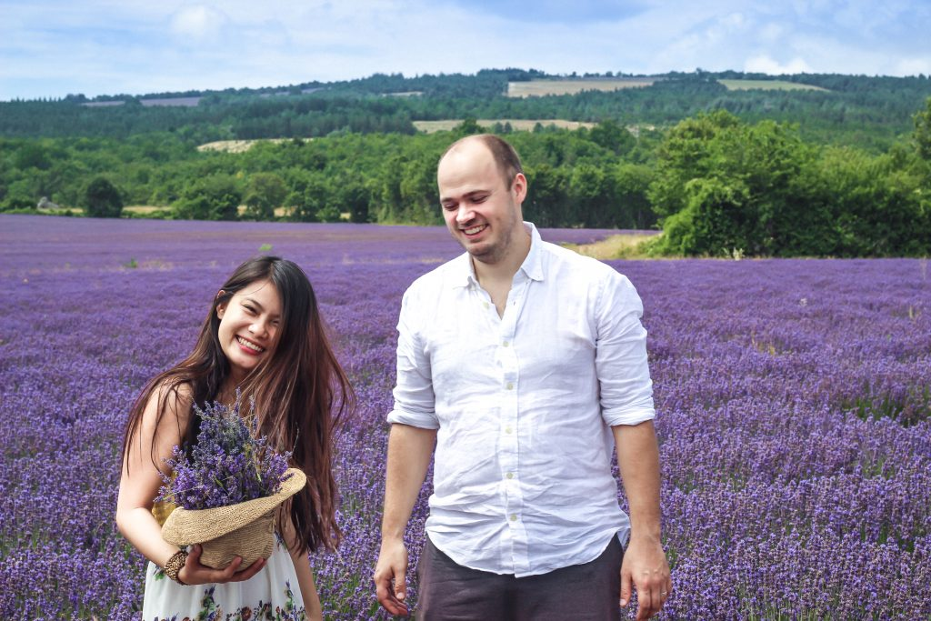 Lavender, France