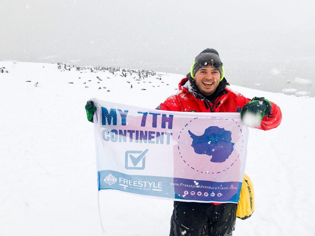 antarctica 7th continent
